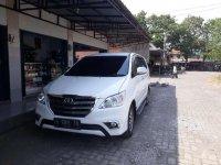Dijual Toyota Kijang Innova 2.5 G 2015
