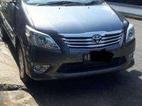Dijual Toyota Kijang Innova 2012