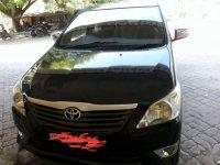 Jual Toyota Kijang Innova E 2.0 2012