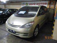 Toyota Previa 2001 Dijual