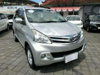 Toyota Avanza G AT Matic 2014 Silver