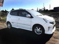 Jual Toyota Agya TRD  Sportivo 2013