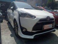 Jual Toyota Sienta Q CVT 1.5 Matic 2017