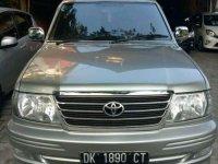 Jual Toyota Kijang Krista 2002 Matic Istimewa
