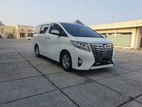 Toyota Alphard X 2016 Dijual