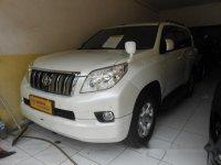 Toyota Land Cruiser Prado 2010 Dijual