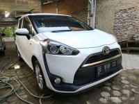 Jual Toyota Sienta G Manual 2018