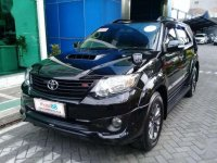 Toyota Fortuner TRD 2015 harga murah