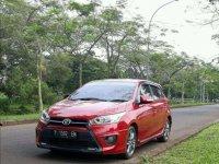 Dijual Toyota Yaris G Up TRD 2015 Dijual
