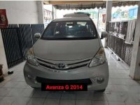 Toyota All New Avanza G Manual 1.3 2013 Dijual