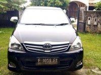 2010 Toyota Kijang Innova V dijual