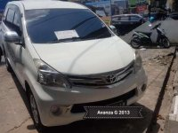 Dijual Toyota All New Avanza G Manual 1.3 2013 Putih