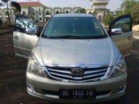 2007 Toyota Kijang Innova 2.5 G dijual