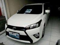 Toyota All New Yaris AT E 2014 putih