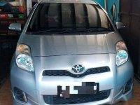 Toyota Yaris E MT 2012 Dijual