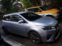 Toyota Yaris G 2016 kondisi terawat