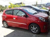 Jual Toyota Agya TRD Sportivo 2017
