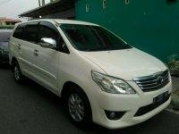 2012 Toyota Kijang Innova Q dijual