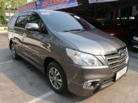 2015 Toyota Kijang Innova dijual