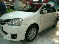 Jual Toyota Etios Valco G 1.2 Manual 2016