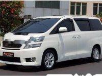 Toyota Vellfire V 2013 Dijual