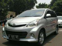 Toyota Avanza Veloz AT 1.5 2013 Silver