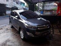 Toyota Innova G Bensin Matic 2017 Dijual