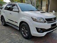 Jual Toyota Fortuner TRD 2014