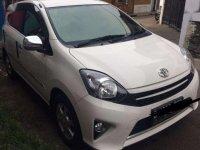 Jual Toyota Agya G T 2013
