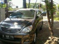 2009 Toyota Kijang Innova 2.0 G dijual
