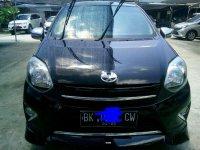Toyota Agya Trd Manual 2015 DP Hitam Dijual