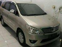 Dijual Toyota Kijang Innova G 2012