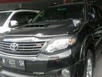Jual Toyota Fortuner TRD 2013