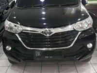 Dijual Toyota Avanza 1.3 G Manual 2017 Warna Hitam