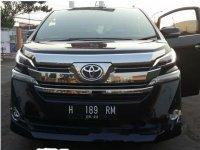 Toyota Vellfire G 2017 Dijual