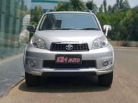 Jual Toyota Rush S Automatic 2012 Silver