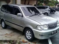 Dijual Toyota Kijang LGX EFI 1.8 Tahun 2002 Silver