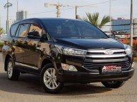 2018 Toyota Kijang Innova 2.0 G dijual