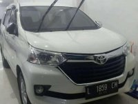 Jual Toyota Avanza G Luxury 2017