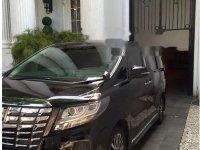 Toyota Alphard X X 2015 Dijual