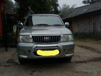 Toyota Kijang Sgx 2004 Dijual