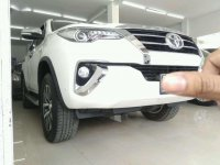 Jual Toyota Fortuner SRZ 2.7 4X2 AT 2016