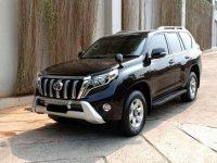 Jual Toyota Land Cruser Prado TXL 2.7 2015 Hitam
