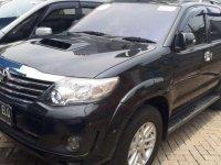 Jual Toyota Fortuner V 2014