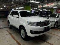 Jual cepat Toyota Fortuner G 2013