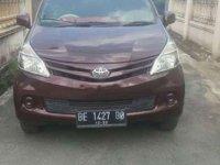 Jual Toyota Avanza Tipe E 2013