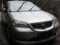 Jual Toyota Vios G 2005