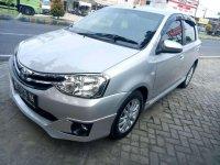 Dijual Cepat Toyota Etios Valco G 2015