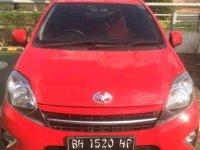 Jual Toyota Agya G Matic 2015