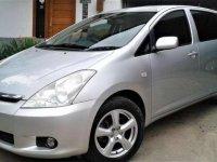 Toyota Wish 1.8 2003 silver